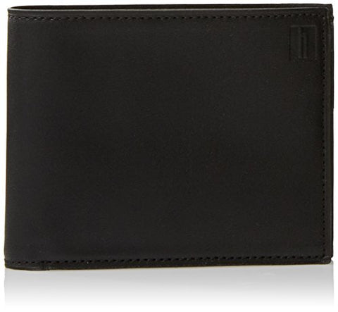 Hartmann American Reserve Two Compartment Wallet, Heritage Black, One Size