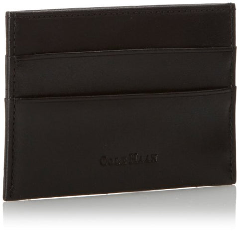 Cole Haan Madison Card Case, Black, One Size