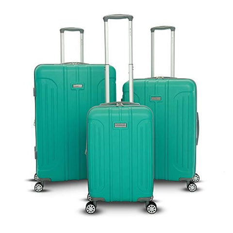 Gabbiano Luggage The Viva Collection 3 Piece Spinner Set