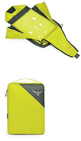 Osprey Packs UL Travel Set, Electric Lime, One Size