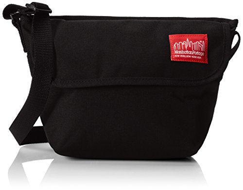 Manhattan Portage XXS NY Messenger Bag (Black)