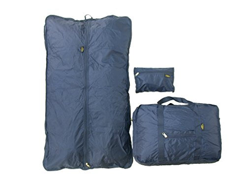 Samboro Luggage Navy 3-PC Travelling Set