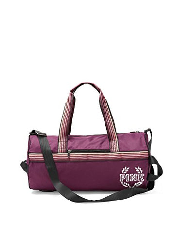 Victoria'S Secret Pink Gym Duffle Tote Bag (Maldive Mist)