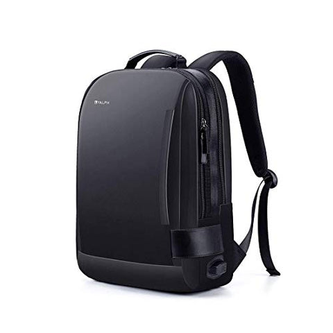 Laptop Backpack Business 15.6 inch Waterproof Secure Crossbody Laptop Backpack Scratchproof Anti-Theft Laptop Rucksack USB Charging and Water Resistant College Slim Office Men Backpack