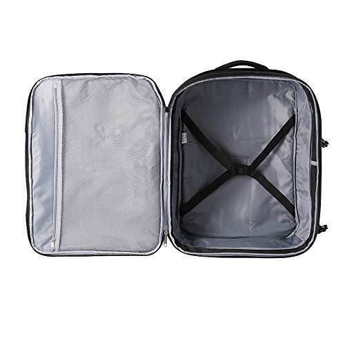 e8d9f1bfbfe8 Shop CX Luggage Expandable Travel Backpack - 22x14x9 Expanding to ...