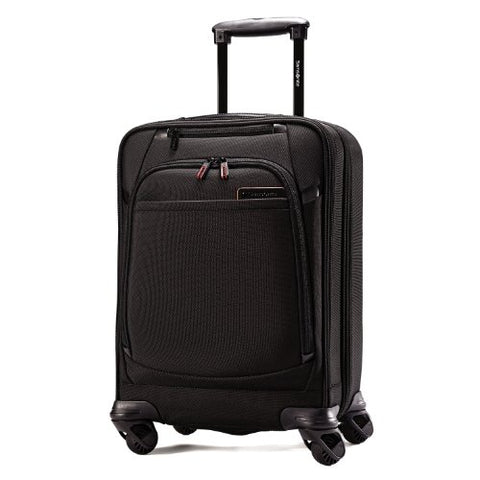 Samsonite Pro 4 Dlx Vertical Spinner Mobile Office Black
