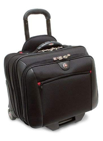 POTOMAC from SwissGear by Wenger Computer Double Gusset Rolling Case