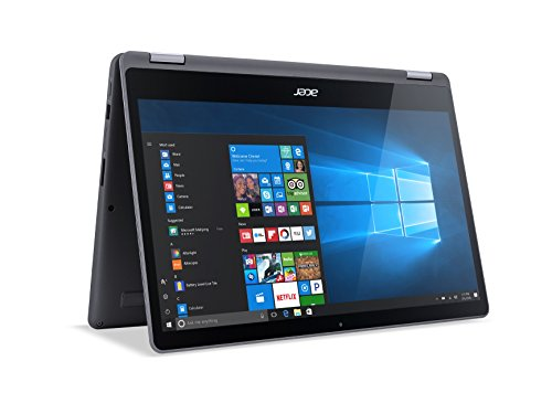"Acer Aspire R 15 Convertible Laptop, 7Th Gen Intel Core I7, Geforce 940Mx, 15.6"" Full Hd Touch,"