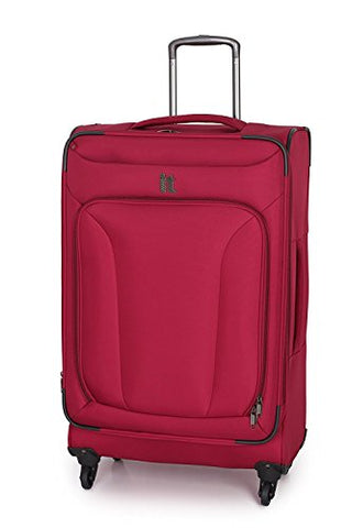 IT Luggage Mega-Lite Premium 30 Inch Packing Case (Red)
