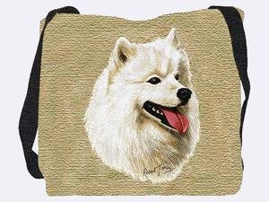 Samoyed Tote Bag - 17 X 17 Tote Bag