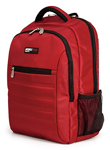 "Mobile Edge - Smartpack - 16""/17"" Mac - Crimson Red"