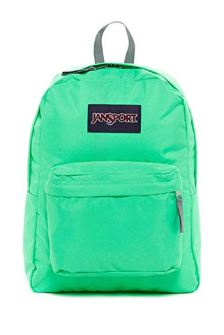 JanSport T501 Superbreak Backpack - Seaform Green