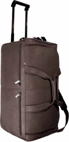 David King & Co. 20 Inch Rolling Duffel, Cafe, One Size