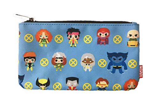 Loungefly X-Men Character AOP Pouch