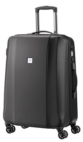 "Titan Xenon Deluxe Polycarbonate 28"" Expandable Luxury Spinner (Graphite)"