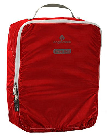 Eagle Creek Pack-it Spectr Mult-Shoe Cube Packng Organizr, Volcano Red