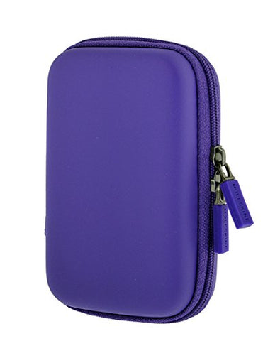 Moleskine Shell Case, Extra Small, Brilliant Violet (2.75 x 4.25 x 1.5)