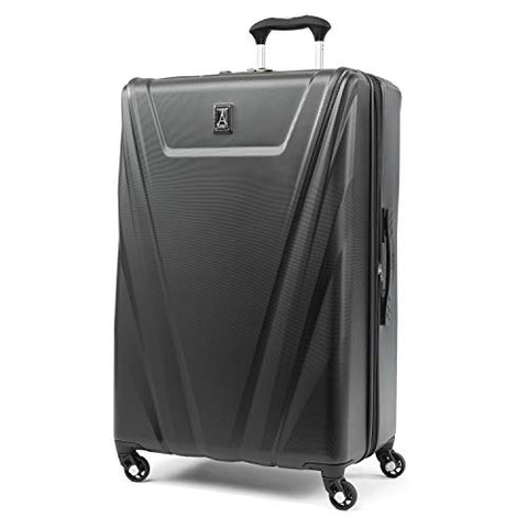 "Travelpro Maxlite 5 29"" Expandable Hardside Checked Spinner Luggage (Black)"