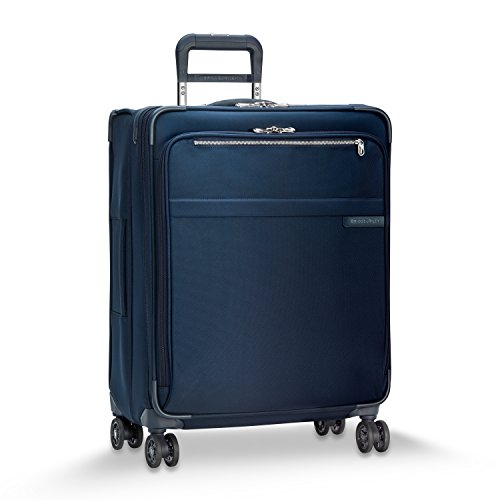 "Briggs & Riley Baseline Medium Expandable 25"" Spinner, Navy"