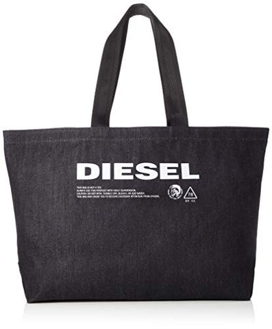 Diesel Men's THISBAGISNOTATOY D-THISBAG Shopper L-Shopping Bag, blue nights UNI