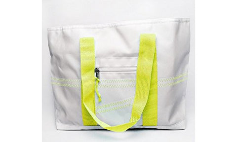 SailorBags Cabana Tote Bag | Medium (Yellow)