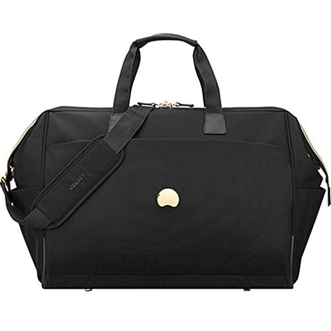 Delsey Women's Montrouge Duffel Black One Size