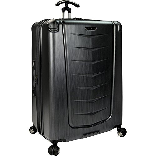 Shop Traveler S Choice Silverwood Polycarbonate Hardside Expandable Spinner Luggage Factory