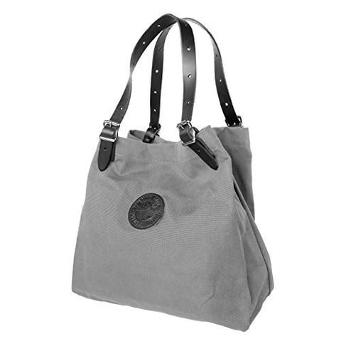 Duluth Pack Market Tote (Grey)