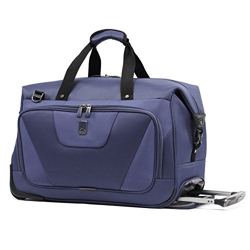 Travelpro Maxlite 4 Carry Rolling Duffel, Blue, One Size