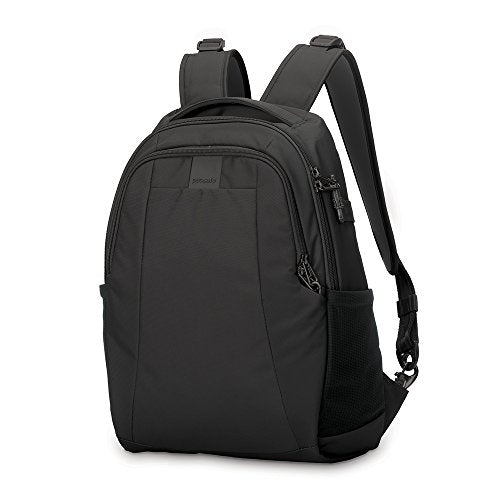 Pacsafe Metrosafe LS350 Anti-Theft 15L Backpack, Black