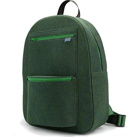 M.R.K.T. Stanley Backpack - Midnight Green/Green