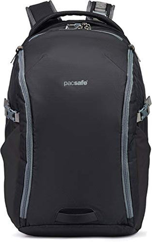 Pacsafe Venturesafe 32L G3 Anti-Theft Laptop Backpack (Black)