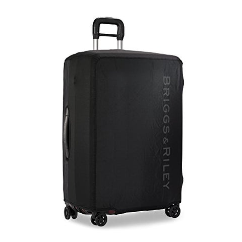 Briggs & Riley Large Luggage Cover, Black