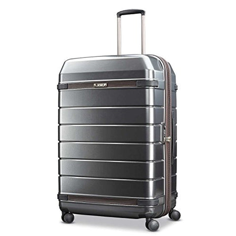 Hartmann Century Extended Journey Expandable Spinner, Graphite/Espresso