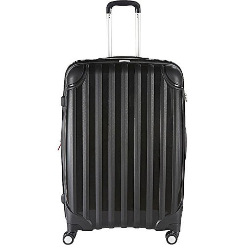 Andare Miami Hardside Spinner Upright, Black
