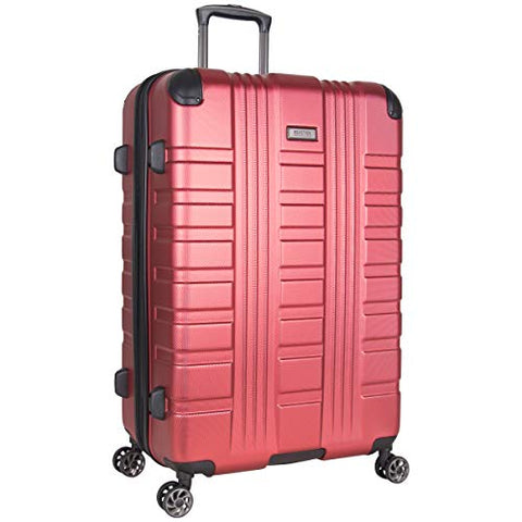 "Kenneth Cole Reaction Scott's Corner 28"" Hardside Expandable Spinner 8-Wheel Luggage with TSA"