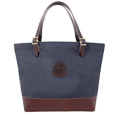 Duluth Pack Market Deluxe Tote (Navy)