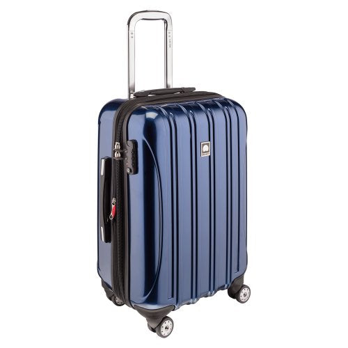 Shop Delsey Luggage Helium Aero Carry On Spinner Trolley