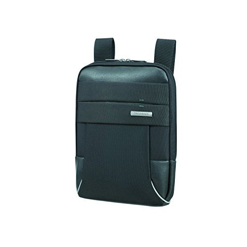 "Samsonite Flat Tabl.Cr-Over L 9.7"" (Black) -Spectrolite 2.0  Messenger Bag, 0 Cm, Black"