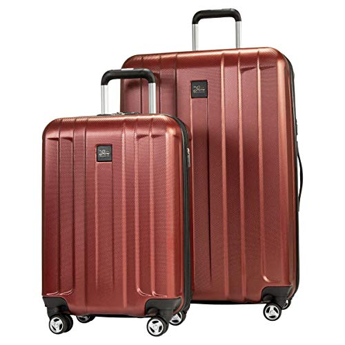 Skyway Whittier 2-piece Hardside Set (One Size, Red)