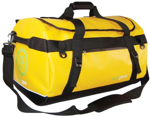 Ecogear Granite Duffle 20In, Yellow, One Size