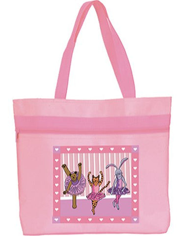 "Animal Friends Tote (14"" X 11.75"" X 3.25"")"