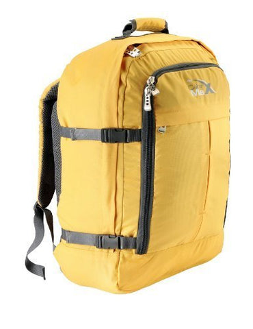 Cabin Max Metz Backpack Flight Approved Carry on Bag -21'' X 14'' X 9'' (Yellow)