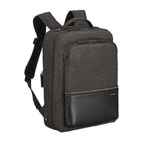 Zero Halliburton Lightweight Business Small Backpack (BLACK)
