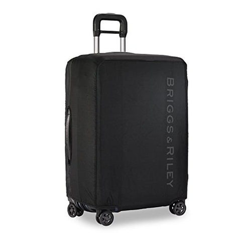 Briggs & Riley Medium Luggage Cover, Black