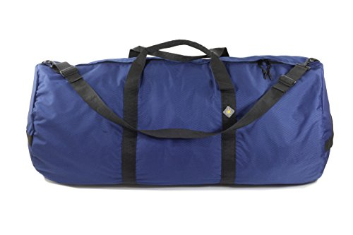 Northstar Sports 1050 Hd Tuff Cloth Diamond Ripstop Series Gear And Duffle Bag, 18 X 42-Inch,