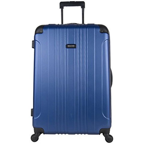 "Kenneth Cole Reaction Out Of Bounds 28"" 4 Wheel Upright, Cobalt, Large"