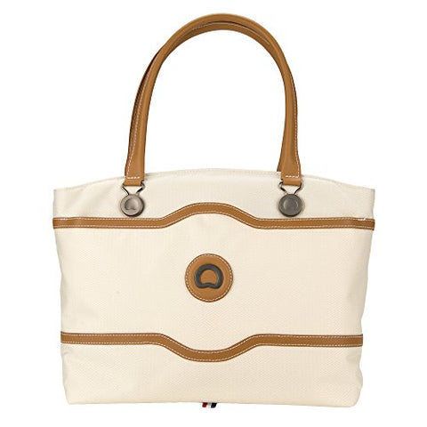 DELSEY Paris Chatelet Softside Luggage Women's Tote, Champagne