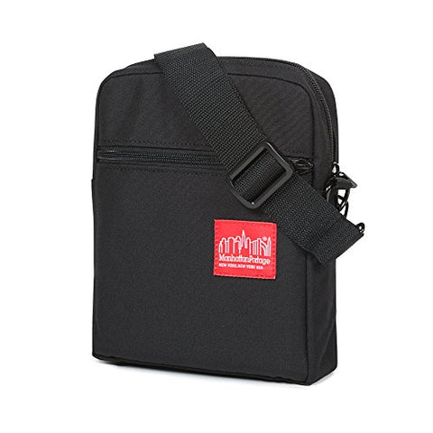 Manhattan Portage Downtown Moondance Bag (Black)