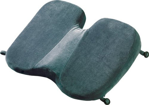 Design Go Memory Foam Soft Seat Dark Grey, Gray, One Size